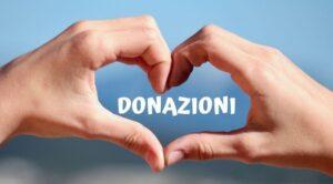 Donazioni Covid - 19